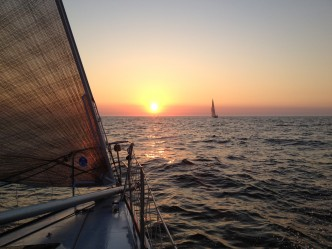 Nordseewoche Sundowner Regatta