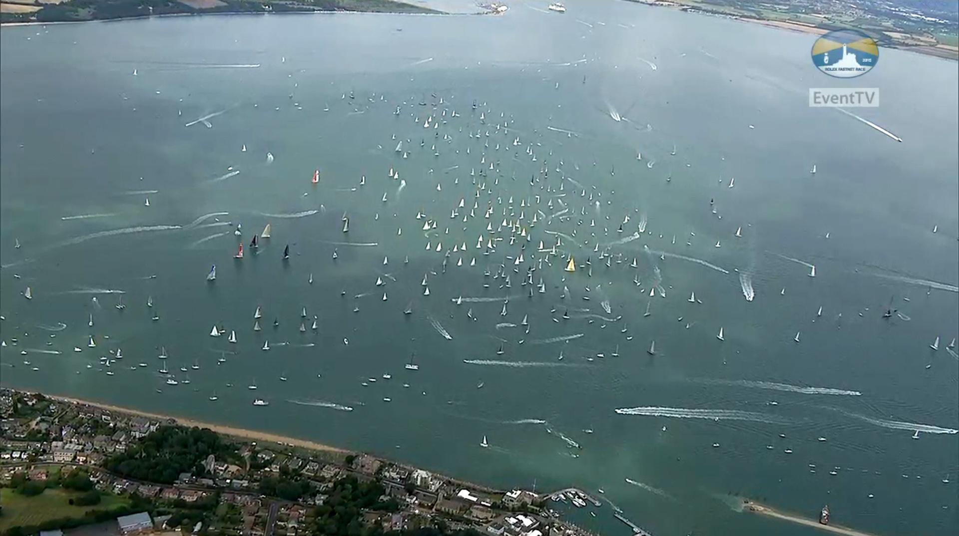 Fastnet Race 2015 Start
